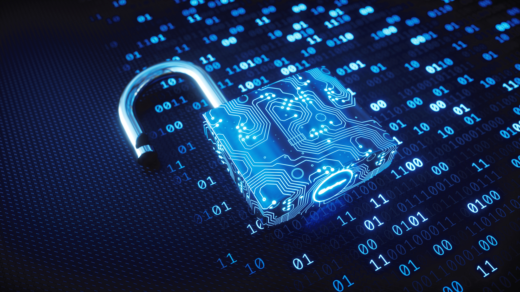 cybercrime lock