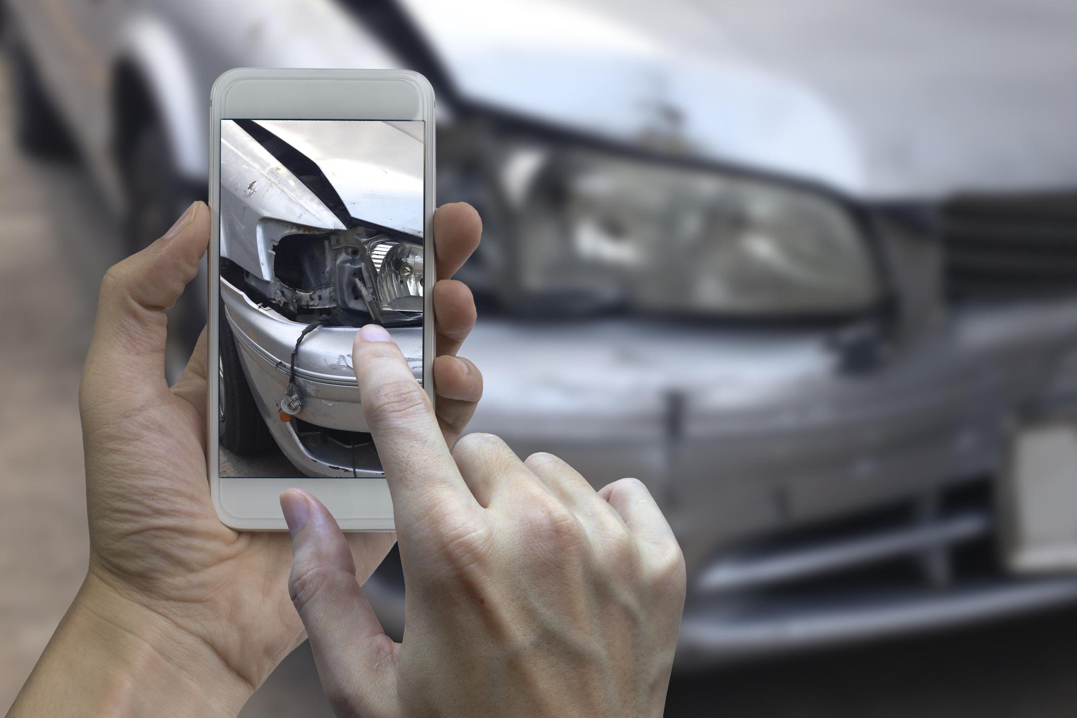 calling car insurance company